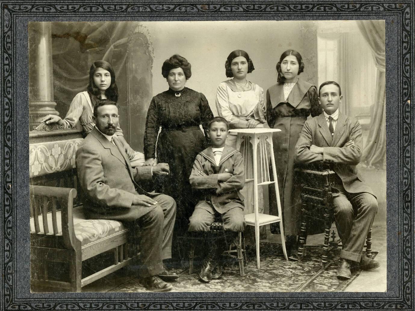 משפחת שטיינברג (מיכל וגיטה)